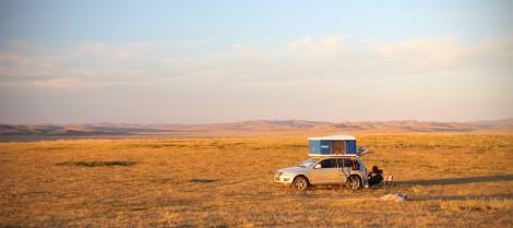 Mongolia Camp